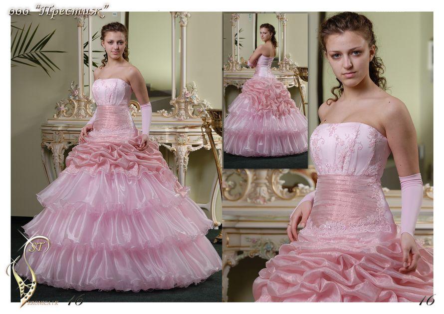 """Фото 16416692 в коллекции Портфолио - Салон свадебной и вечерней моды """"Вальс"""""""