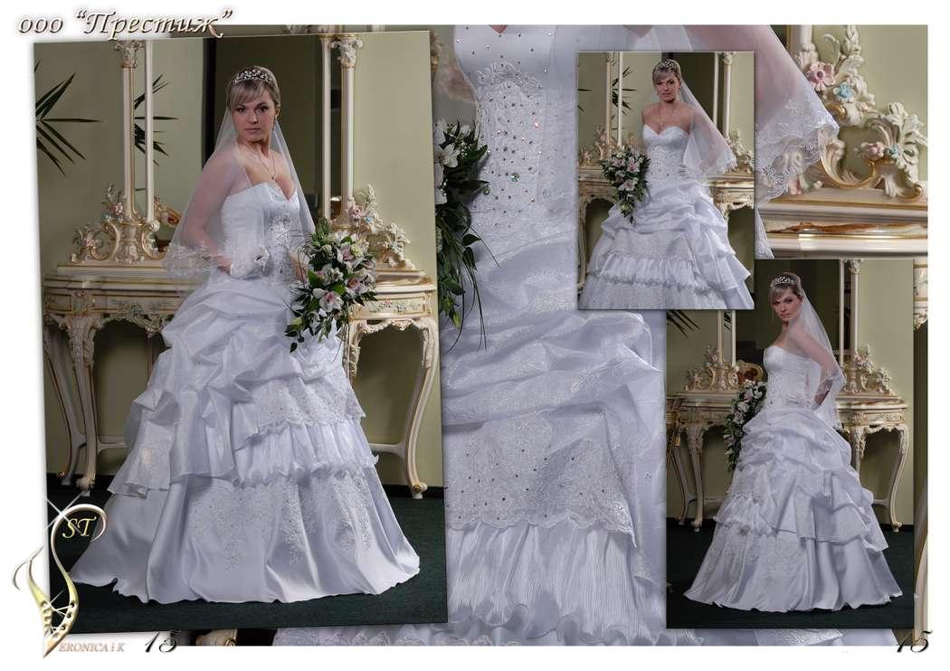 """Фото 16416694 в коллекции Портфолио - Салон свадебной и вечерней моды """"Вальс"""""""