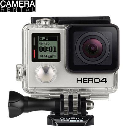 Аренда GoPro 4 Silver