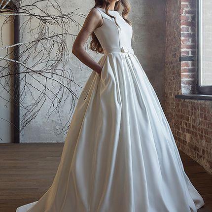 Свадебное платье новой коллекции