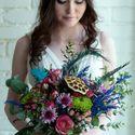 букет невесты в Бохо стиле