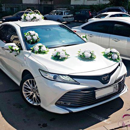 Toyota Camry New в аренду