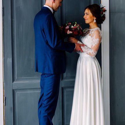 Пошив свадебного платья Katarini