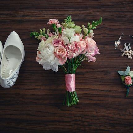 Букет невесты индивидуальный