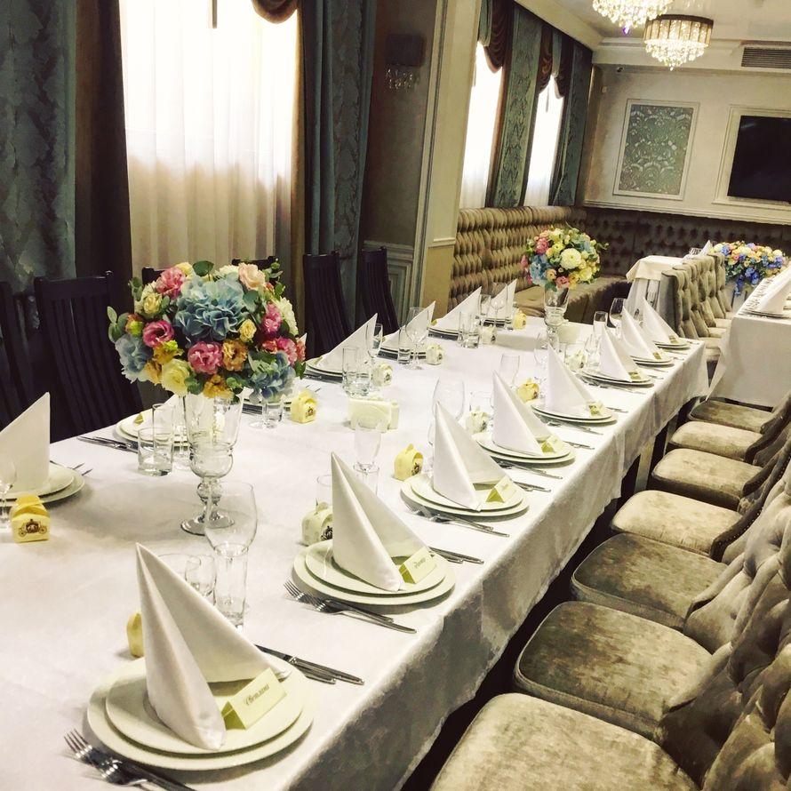 зал - фото 16365168 Ресторан Мармарин