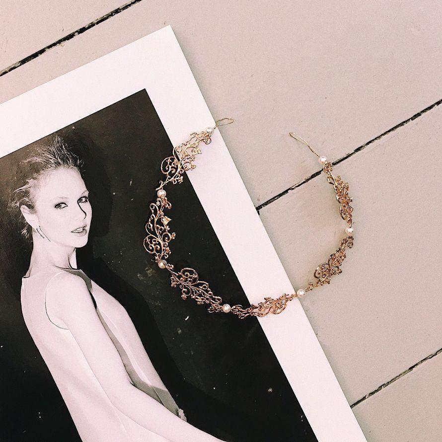 """Фото 16365050 в коллекции Украшения в прическу - Ювелирный салон """"Evgrafova Jewelry"""""""