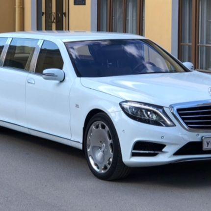 Аренда Лимузина Mercedes S500 Pullman