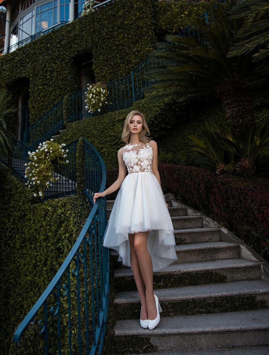Фото 16436858 в коллекции Свадебные платья - Свадебный салон Robe Blanche