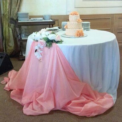 Оформление стола для торта