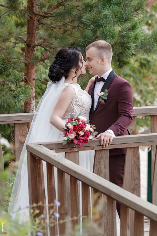 фото анютка решилась показать свадьбу моряков