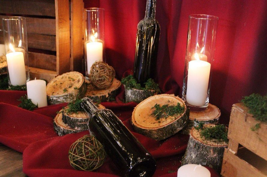 Фото 16582628 в коллекции Ресторан ВЕСЕННИЙ ЛОФТ - Wed Magic - студия декора и флористики