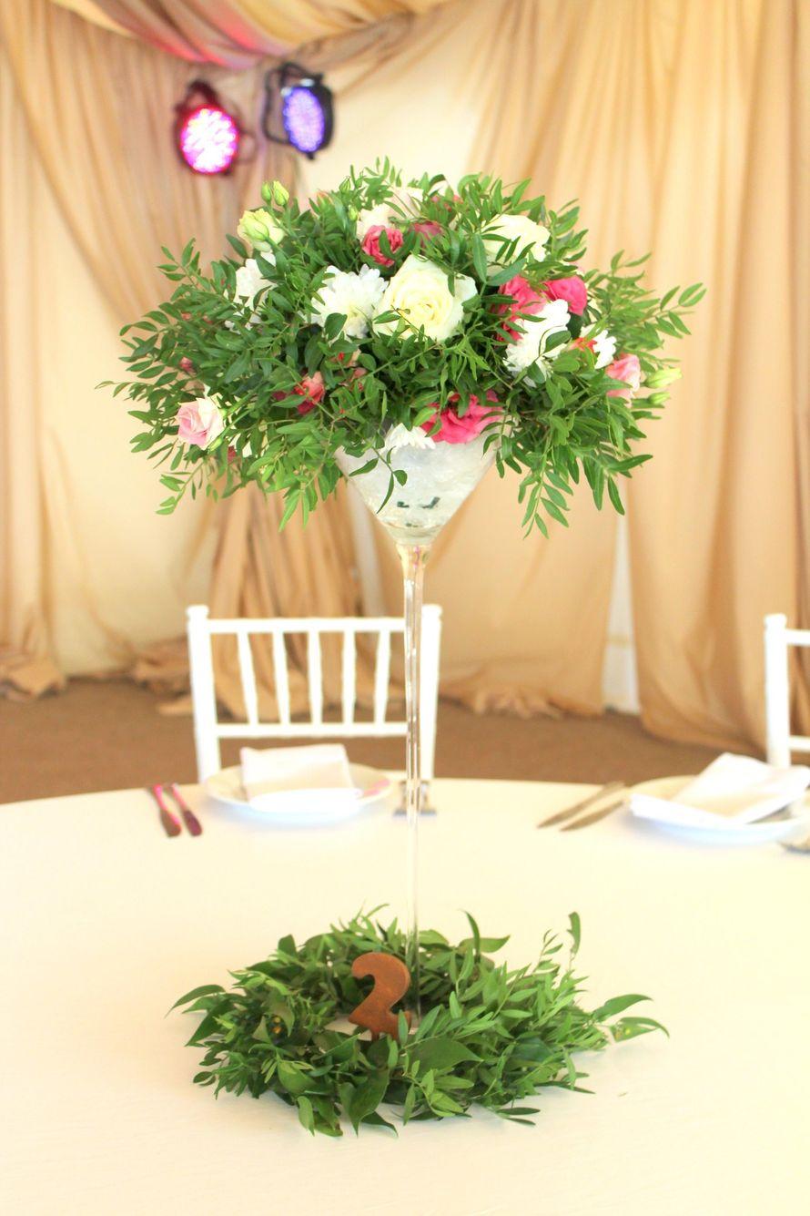 Фото 16582684 в коллекции Ресторан Paradise - Wed Magic - студия декора и флористики