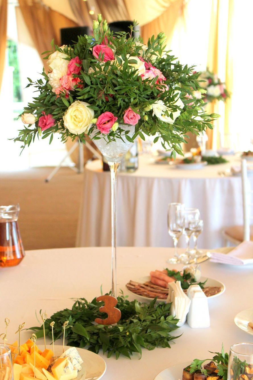 Фото 16582690 в коллекции Ресторан Paradise - Wed Magic - студия декора и флористики