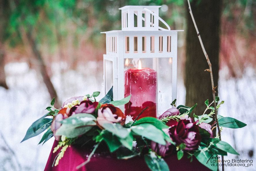 Фото 16582712 в коллекции ЗИМНЯЯ ПРИНЦЕССА - Wed Magic - студия декора и флористики