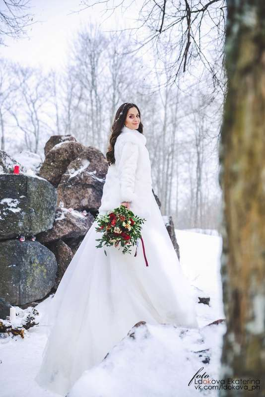 Фото 16582720 в коллекции ЗИМНЯЯ ПРИНЦЕССА - Wed Magic - студия декора и флористики