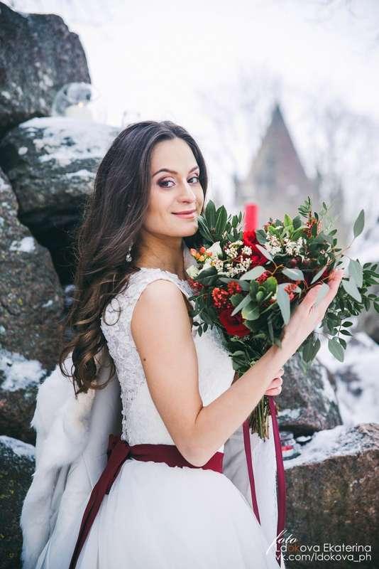 Фото 16582724 в коллекции ЗИМНЯЯ ПРИНЦЕССА - Wed Magic - студия декора и флористики