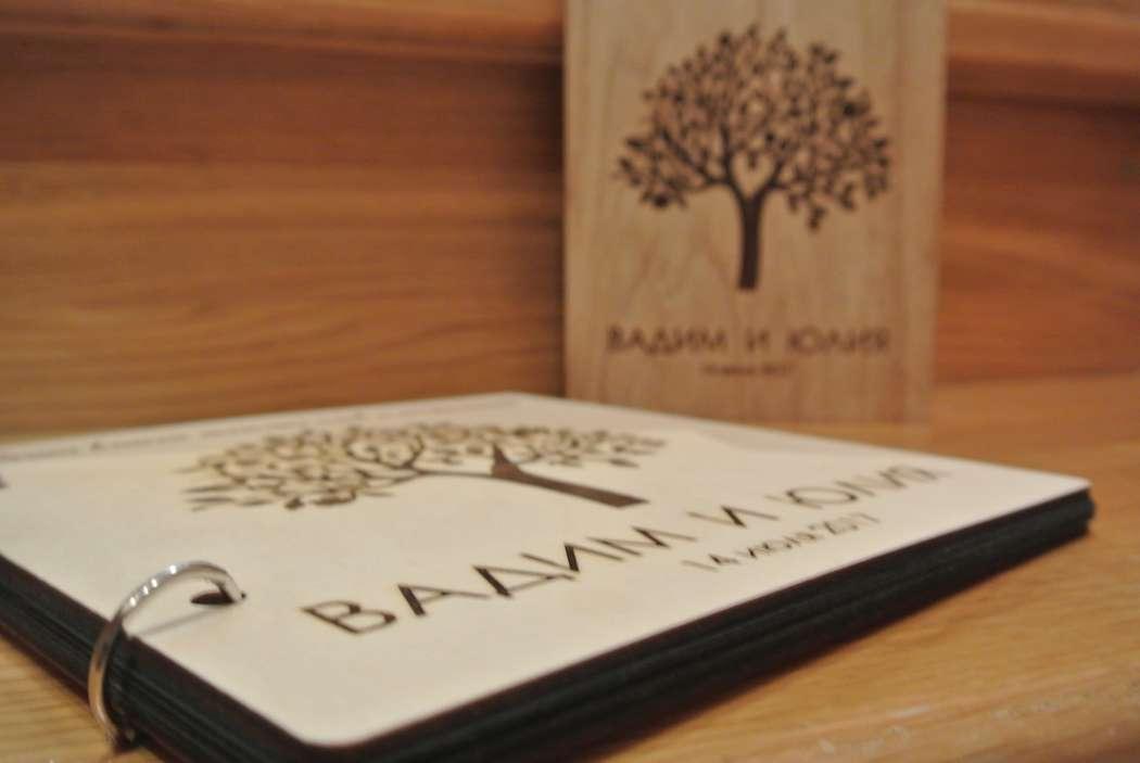 Бесподобный именной комплект на Вашу свадьбу! - фото 16641004 Bestbook - мастерская аксессуаров