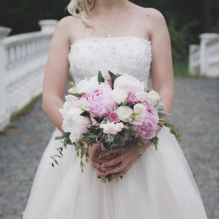 Букет невесты -  Сезонный