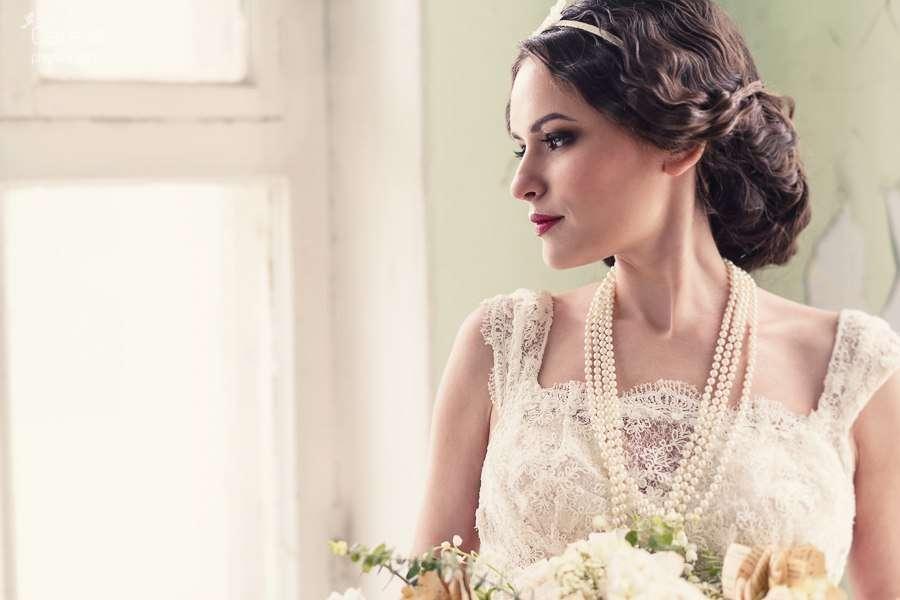 Фото 16696470 в коллекции Свадебные и вечерние образы - Визажист Муратова Юлия