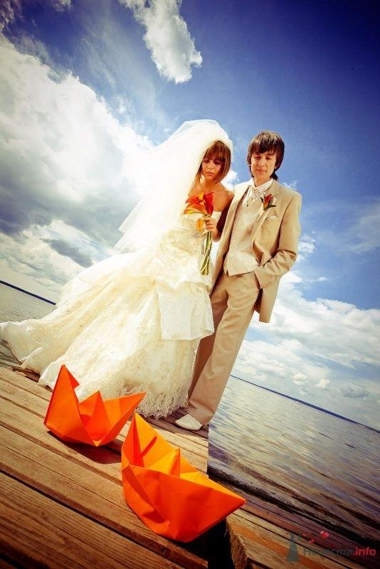 Фото 58019 в коллекции Моя оранжевая свадьба