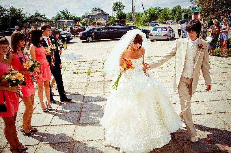 Фото 61775 в коллекции Моя оранжевая свадьба - yanechka