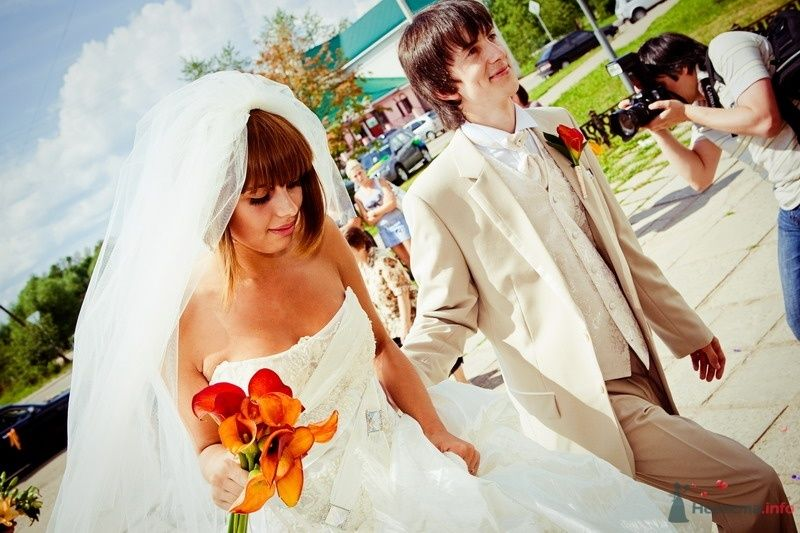 Фото 61777 в коллекции Моя оранжевая свадьба - yanechka