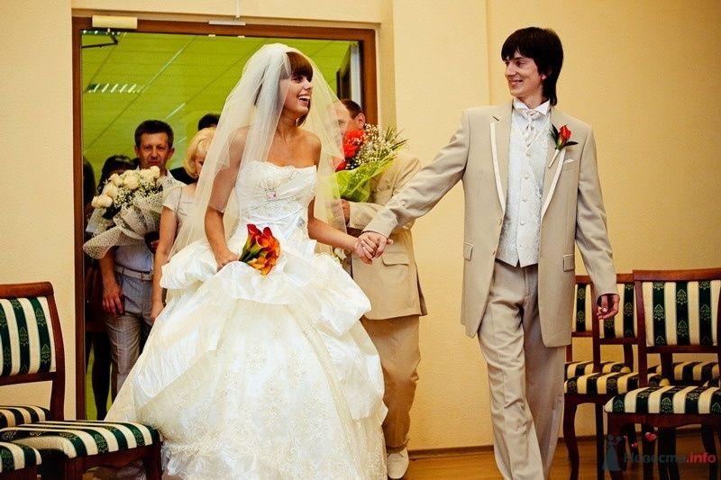 Фото 61786 в коллекции Моя оранжевая свадьба