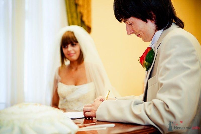 Фото 61789 в коллекции Моя оранжевая свадьба