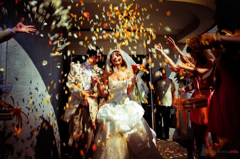 Фото 61796 в коллекции Моя оранжевая свадьба - yanechka
