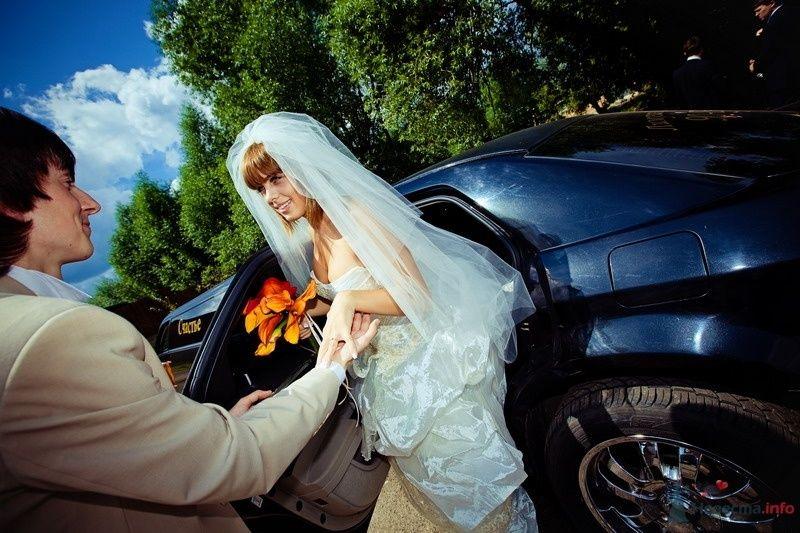 Фото 61882 в коллекции Моя оранжевая свадьба