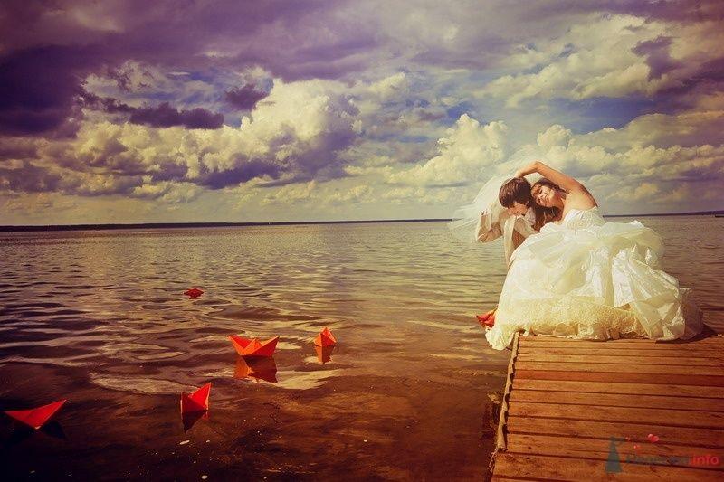 Фото 61906 в коллекции Моя оранжевая свадьба - yanechka