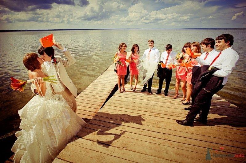 Фото 61911 в коллекции Моя оранжевая свадьба