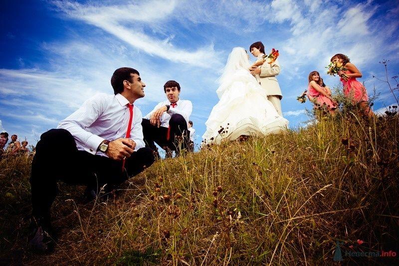 Фото 62121 в коллекции Моя оранжевая свадьба