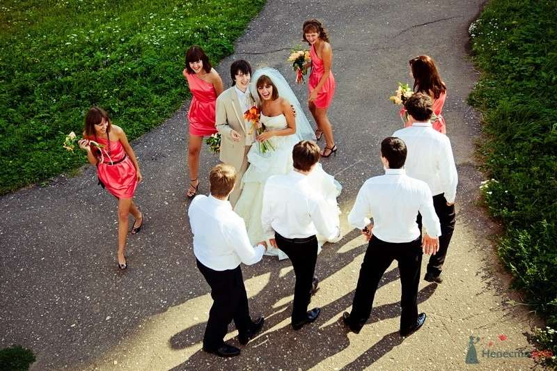 Фото 62170 в коллекции Моя оранжевая свадьба - yanechka