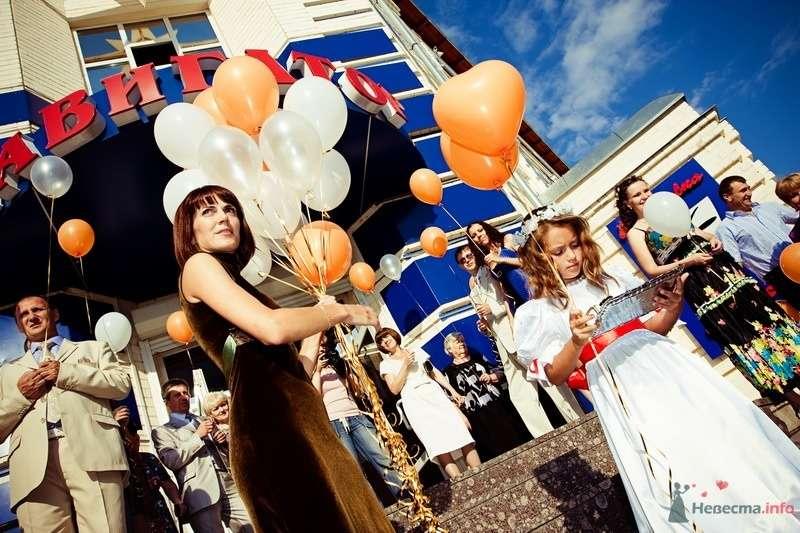 Фото 62454 в коллекции Моя оранжевая свадьба - yanechka