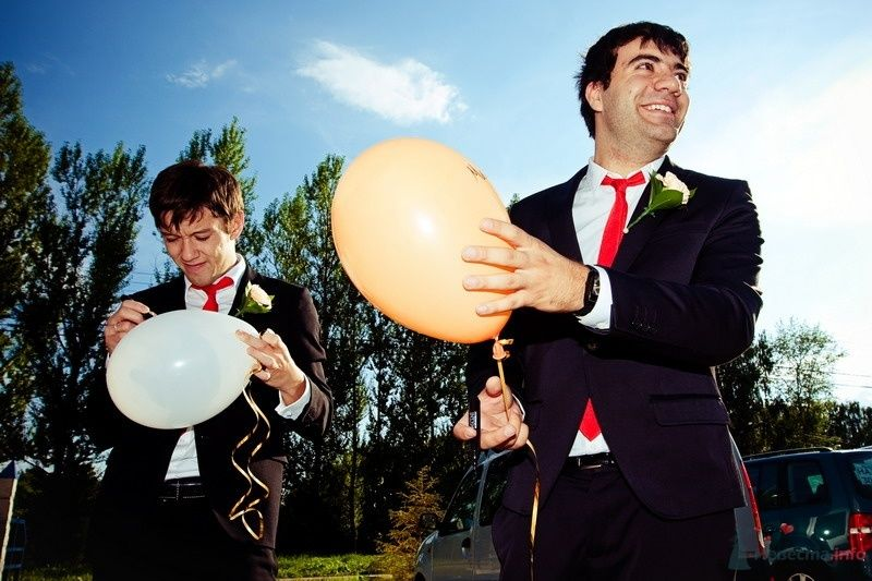 Фото 62462 в коллекции Моя оранжевая свадьба - yanechka