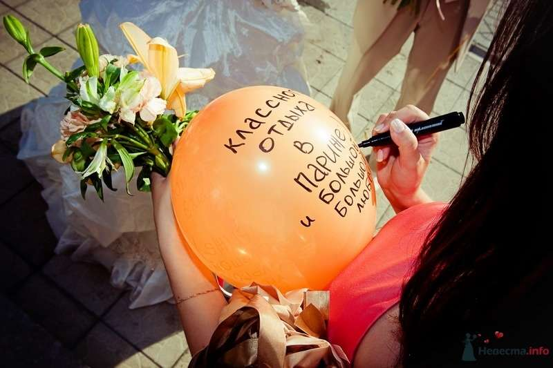 Фото 62463 в коллекции Моя оранжевая свадьба - yanechka