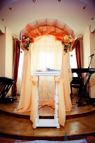 Фото 62468 в коллекции Моя оранжевая свадьба