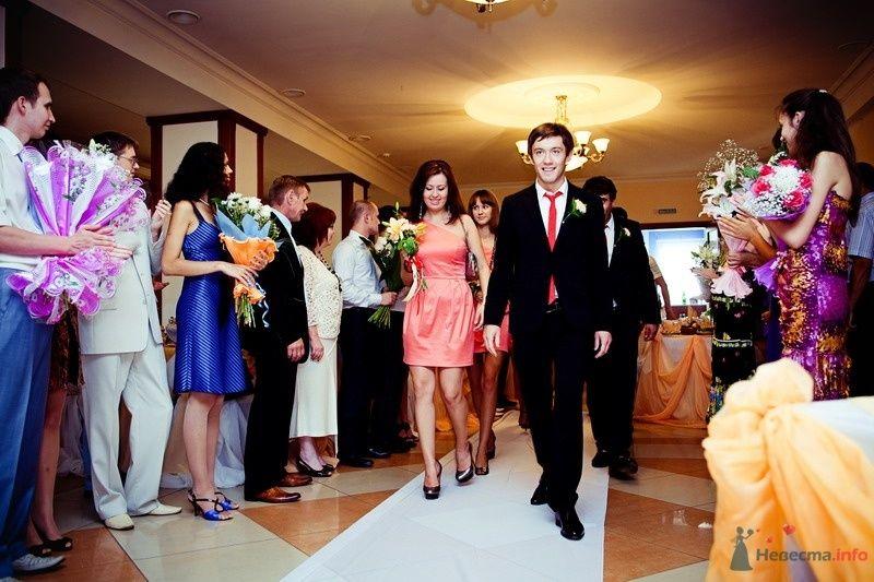 Фото 62476 в коллекции Моя оранжевая свадьба