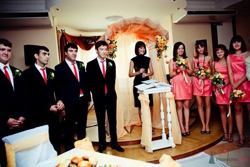 Фото 62477 в коллекции Моя оранжевая свадьба