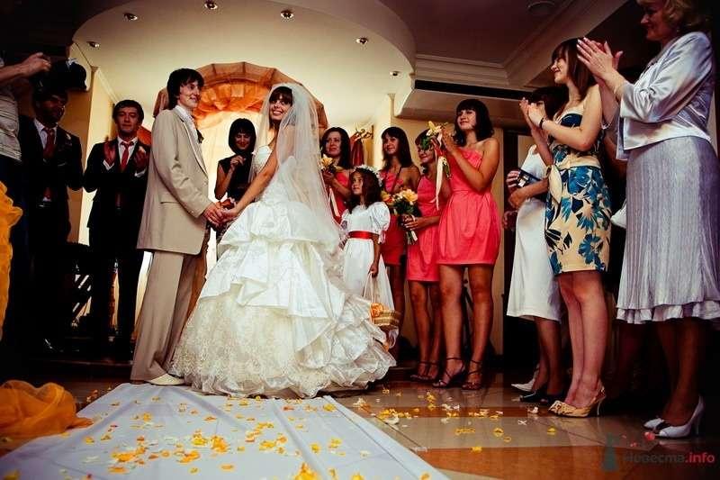 Фото 62484 в коллекции Моя оранжевая свадьба - yanechka