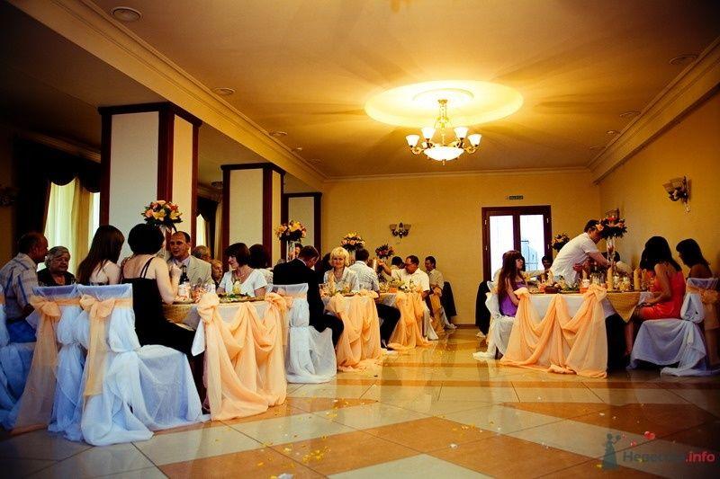 Фото 62728 в коллекции Моя оранжевая свадьба