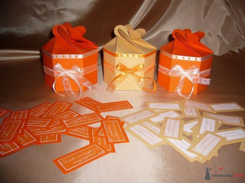 Фото 63170 в коллекции Моя оранжевая свадьба - yanechka