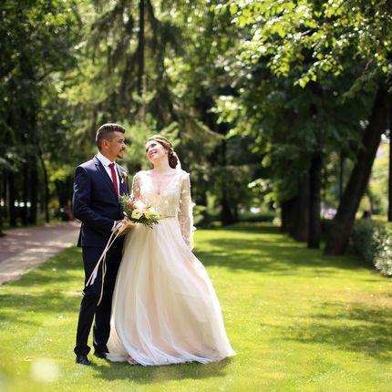 Фотосъёмка неполного дня - от сборов невесты до банкета