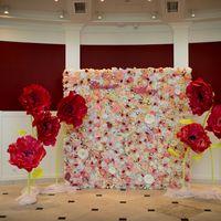 Аренда гигантских цветов ( бумага)
