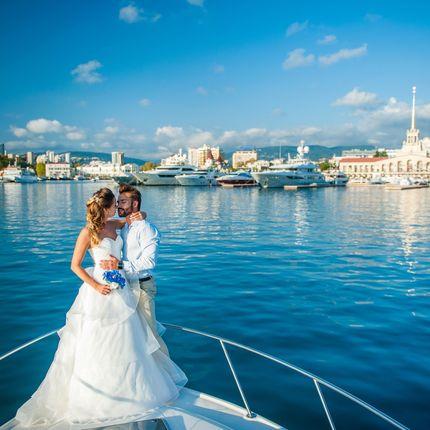 Организация свадьбы в Сочи - пакет 2