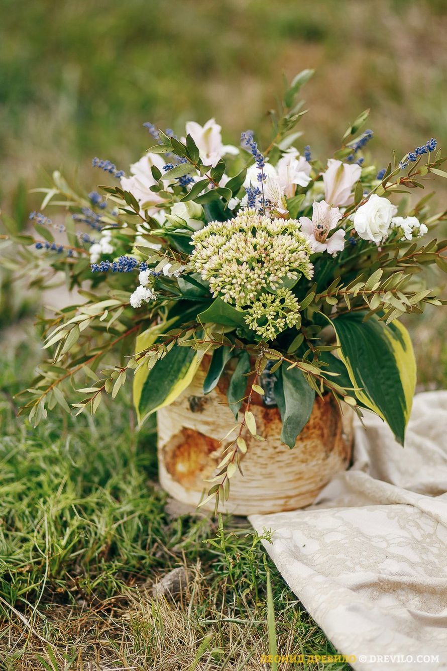 Фото 16836366 в коллекции Свадьбы - портфолио - Свадебный организатор Алёна Жлобо