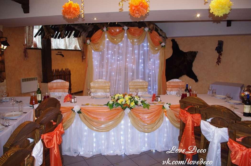 Фото 550954 в коллекции Оформление свадеб - Love Deco - Творческая мастерская праздника