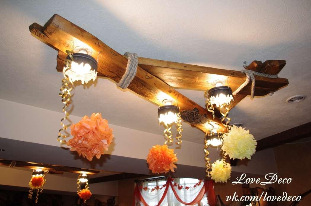 Фото 550956 в коллекции Оформление свадеб - Love Deco - Творческая мастерская праздника
