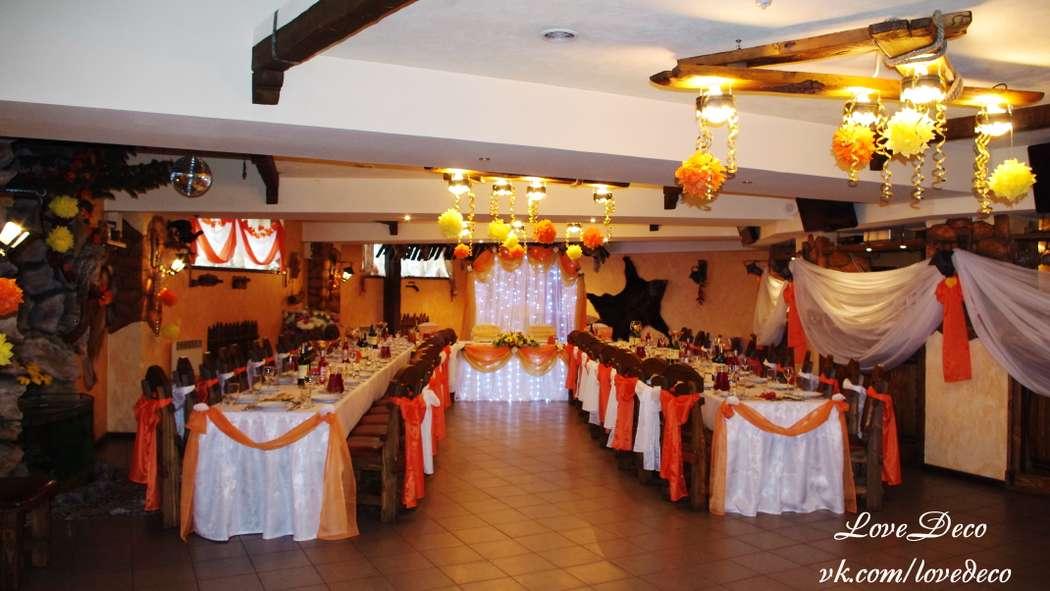 Фото 550960 в коллекции Оформление свадеб - Love Deco - Творческая мастерская праздника